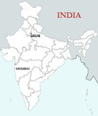 delhi-location