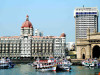 Two Mumbai icons: Gatway of India and the Taj Hotel