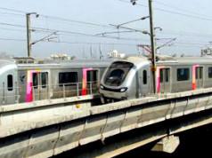 mumbai-METRO-trial