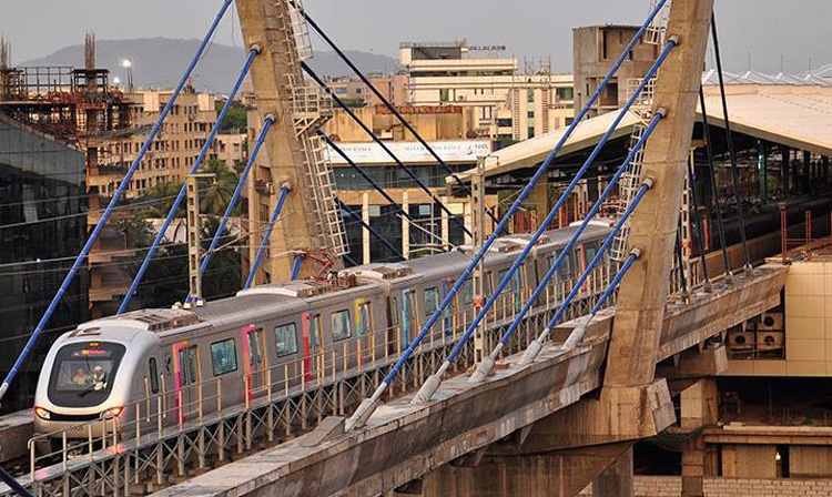 Mumbai Metro-7 corridor contracts awarded – Musafir Namah