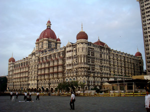 The iconic Taj Mahal Palace hotel is more than a century old