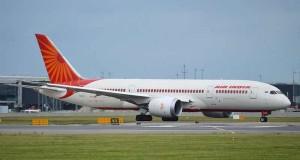 Air India plane - file pic dreamliner