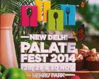 palatefest