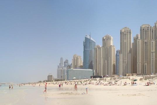 dubai beach image