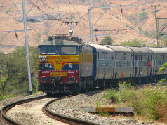 railway train