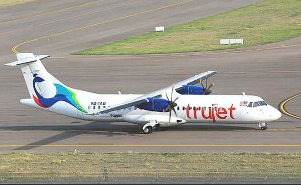 trujet aurangabad hyderabad flight