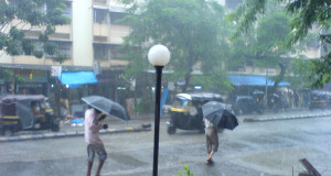 rain and disaster