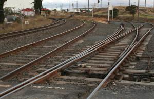 railways tracks