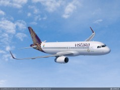 vistara airplane