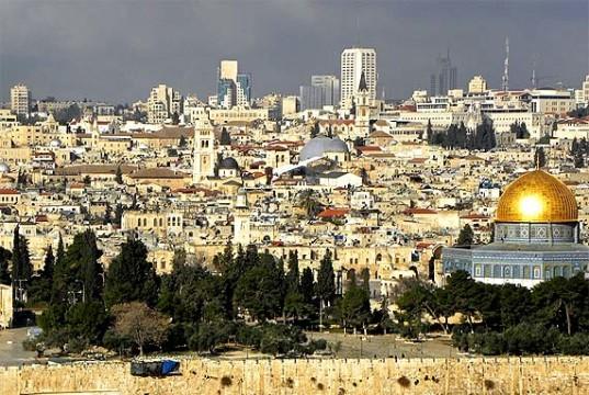israel-jerusalem