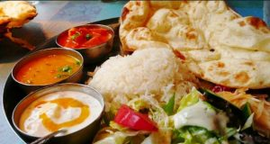 food-veg-thali