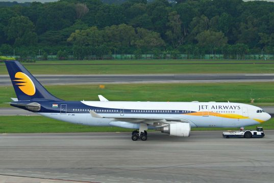 jet airways a320-200