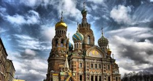 savior church russia image