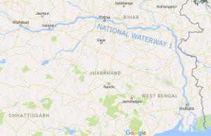 national waterwy map