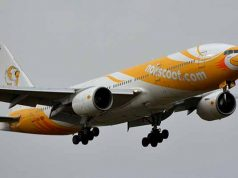 scoot airlines india