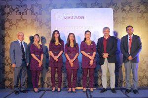 Club Vistara launch
