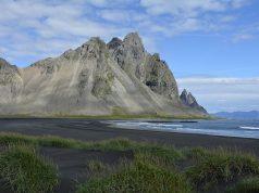 iceland vestrahorn mountain image
