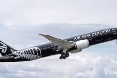 air new zealand plane