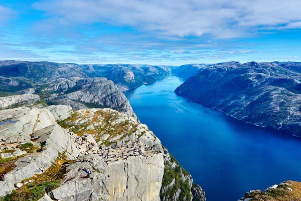 Norway's fjords are among Scandinavia's most visited attractions for Indian visitors