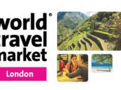 WTM London 2016 and incredible india logo