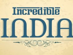 incredible india WTM 2016 poster