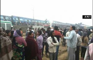 rail accident kanpur