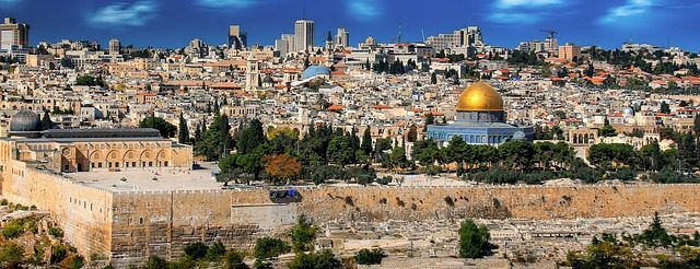 One of the oldest cities in the world, Jerusalem is located in the Judaean Mountains between the Mediterranean and the Dead Sea. Its both a spiritual and emotional experience for many. Now a culinary one too.