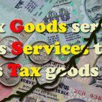 gst tax graphic