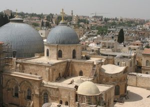 Church-of-the-Holy-Sepulchre, jerusalem