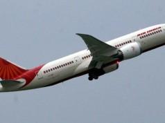 Air india DREAMLINER_