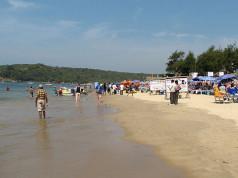 goa beach baga