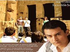 aamir khan-incredible india ad