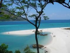 image of koh lanta island in thailand