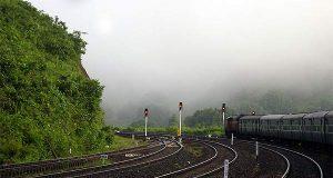 koraput rail lines