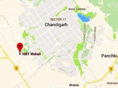 mohali-isbt-map