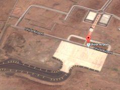shirdi-airport-map