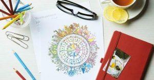 johanna basford coloring sheet image