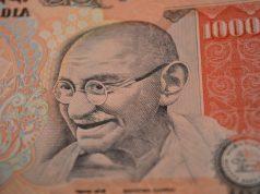 demonetized INR-1000 note