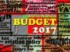 india budget 2017