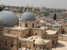 Church-of-the-Holy-Sepulchre, jerusalem