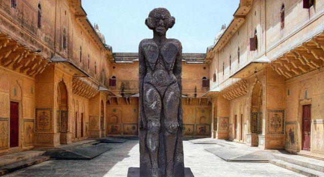Sculpture Park Nahargarh Fort